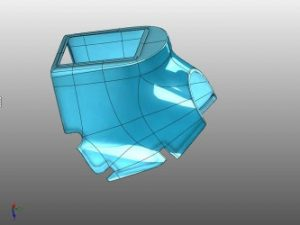 3D Inspection and Analysis, CAD in SolidWorks Scan Data