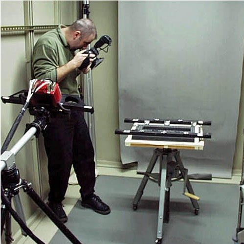 Using an ATOS TRITOP® photogrammetry system with an ATOS 3D scanner to achieve superior accuracy.