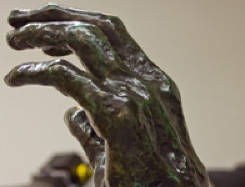 Inside Rodin's Hands, iBook