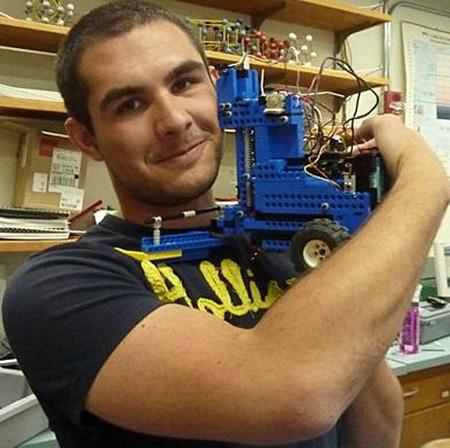 Ilias Schulz, 3D Metrology CAD Engineer