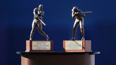 Scansite - MLB Batting Champ Awards