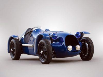 1938 Talbot-Lago T150C SS Roadster by Figoni & Falaschi