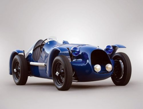 Reverse Engineering Legacy Parts for 1938 Talbot Lago