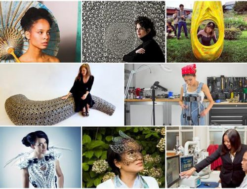 """Scansite3D Founder and CEO, Lisa Federici, Chosen for 2018  Elite Group  """"50 influential & inspiring women in 3D printing""""!"""