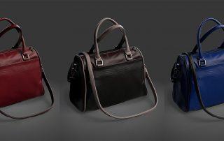 Images of Laura-Vindi-handbags created using 3Daas technolgy