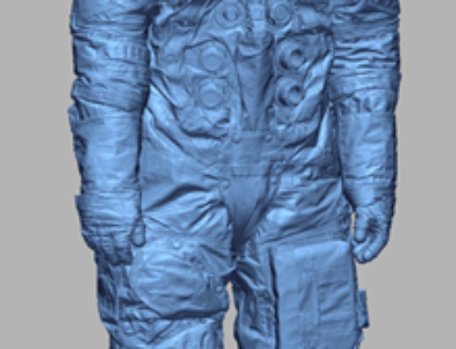 Scansite3D Creates Replicas of Neil Armstrong's Spacesuit